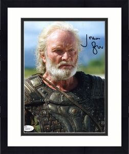 Julian Glover Jsa Coa Autograph Game Of Thrones 8x10 Photo Hand Signed