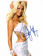 JULIANNE HOUGH DANCING WITH THE STARS signed 11x14 photo COA