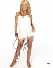 Julianne Hough Signed Authentic Autographed 11x14 Photo (PSA/DNA) #I86399