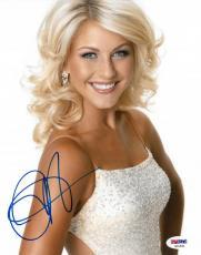 Julianne Hough Signed Authentic Autographed 8x10 Photo PSA/DNA #AD14534