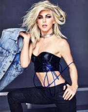 Julianne Hough Signed - Autographed Sexy Singer - Actress - Dancer 8x10 inch Photo - Guaranteed to pass PSA or JSA