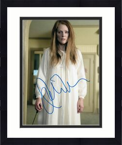 Julianne Moore The Big Lebowski Autographed Signed Photo UACC RD AFTAL RACC TS