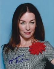 Julianne Nicholson signed Law & Order: Criminal Intent 8x10 photo W/Coa #2