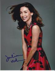 Julianne Nicholson signed Law & Order: Criminal Intent 8x10 photo W/Coa #3