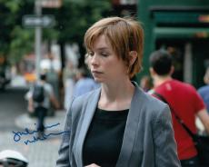 Julianne Nicholson signed Shawdows & Lies 8x10 movie photograph w/coa Ann