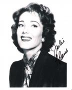 "JULIE ADAMS ""THE ANDY GRIFFITH SHOW"" as MARY SIMPSON Signed 8x10 B/W Photo"