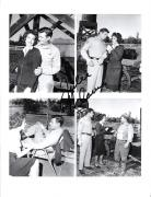"JULIE ADAMS (TV/MOVIE ACTRESS) ""THE ANDY GRIFFITH SHOW"" Signed 8.5/11 B/W Photo"