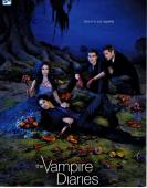 Julie Plec Autographed Signed 11x14 Vampire Diaries Promo Photo AFTAL UACC RD