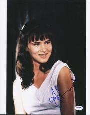 Juliette Lewis Cape Fear Signed 11X14 Photo Autographed PSA/DNA U52665