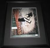 Juliette Lewis SEXY Signed Framed 11x14 Photo Poster JSA