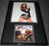 Juliette Lewis SEXY Signed Framed 11x17 CD & Photo Display Terra Incognita