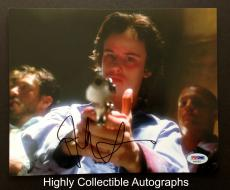Juliette Lewis Signed 8x10 Photo Autograph Psa Dna Coa Natural Born Killers