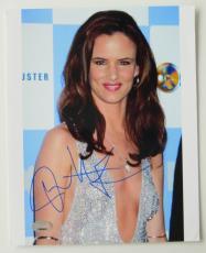 Juliette Lewis Signed Authentic Autographed 8x10 Photo (PSA/DNA) #J64652
