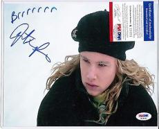 Juliette Lewis Signed Autograph Auto 8x10 Psa Dna Certified