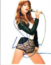 Juliette Lewis Signed Autographed 8x10 Photo Natural Born Killers COA VD
