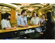 """JUSTIN BARTHA (MOVIE ACTOR) Best Known as DOUG BILLINGS in """"THE HANGOVER"""" Signed 10x8 Color Photo"""