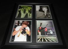 Justin Bieber Framed 16x20 Concert Photo Collage B