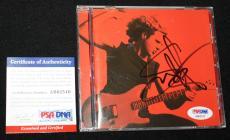 Sammy Hagar signed CD, Van Halen, Chickenfoot, I Can't Drive 55, PSA/DNA