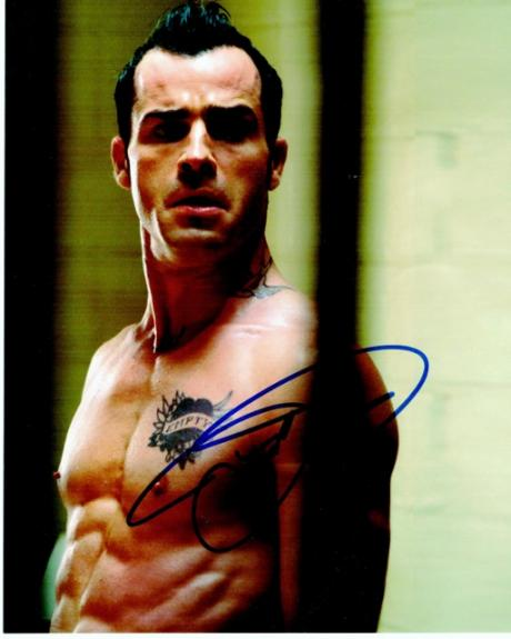 Justin Theroux Signed - Autographed Charlie's Angels: Full Throttle 8x10 inch Photo - Guaranteed to pass BAS