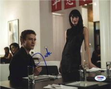 Justin Timberlake Autographed Signed 8x10 Photo Certified Authentic PSA/DNA COA