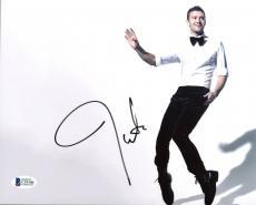 Justin Timberlake Musician & Actor Signed 8X10 Photo BAS #C19306