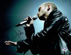 Justin Timberlake Signed Authentic Autographed 11x14 Photo PSA/DNA #V23826