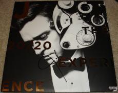 Justin Timberlake Signed / Autographed 20/20 Experience Album / LP - JSA