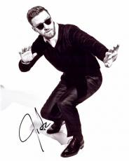 Justin Timberlake Signed - Autographed Singer - Actor 8x10 inch Photo - Guaranteed to pass PSA/DNA or JSA - NSYNC