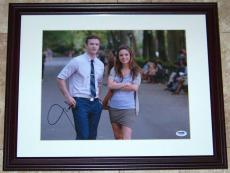 Justin Timberlake with Mila Kunis Signed Autographed Framed 11x14 Photo PSA COA!