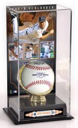 Justin Verlander Detroit Tigers Gold Glove Baseball Display Case