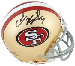 Colin Kaepernick Autographed Mini Helmet