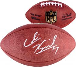 Colin Kaepernick San Francisco 49ers Autographed Duke Football