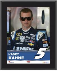 "Kasey Kahne Sublimated 10.5"" x 13"" Plaque - Mounted Memories"