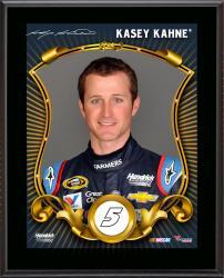 """Kasey Kahne Sublimated 10.5"""" x 13"""" Stylized Plaque"""