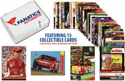 Kasey Kahne Collectible Lot of 15 NASCAR Trading Cards - Mounted Memories