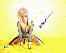 Kaitlin Olson It's Always Sunny in Philadelphia Signed 8X10 Photo BAS #B51315