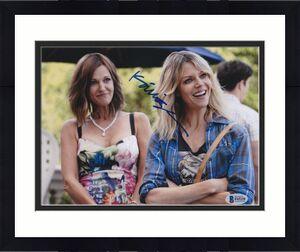 Kaitlin Olson Signed 8x10 Photo The Mick Beckett Bas Autograph Auto Coa E