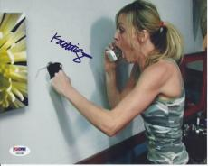 Kaitlin Olson Signed 'its Always Sunny In Philly' 8x10 Photo Autograph Psa/dna
