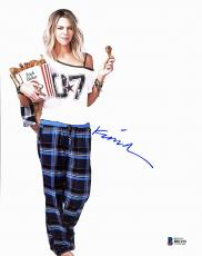 Kaitlin Olson The Mick Signed 8X10 Photo Autographed BAS #B81155