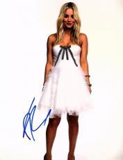 Kaley Cuoco Signed - Autographed Big Bang Theory Actress 11x14 inch Photo - Guaranteed to pass PSA or JSA