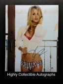 Kaley Cuoco Signed 11x14 Photo Autograph Psa Dna Coa The Big Bang Theory Penny