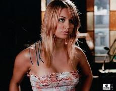 Kaley Cuoco Signed Autographed 8x10 Photo Big Bang Theory Sexy Cleavage GA774770
