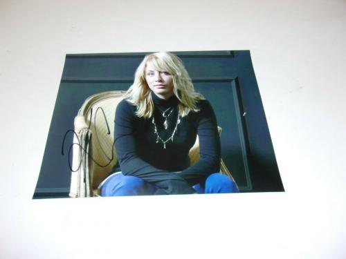 Kaley Cuoco The Big Bang Theory Actress W/holo Signed 8x10 Photo