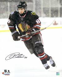"Patrick Kane Chicago Blackhawks Autographed 16"" x 20"" Stadium Series Photograph"