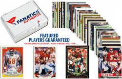 Kansas City Chiefs Team Trading Card Block/50 Card Lot - Mounted Memories