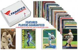 Kansas City Royals Team Trading Card Block/50 Card Lot