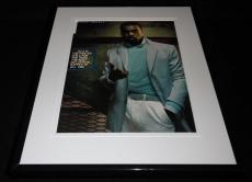 Kanye West 2005 Framed 11x14 Photo Display