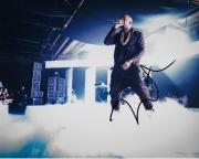Kanye West Signed - Autographed Yeezus Rap Concert 8x10 inch Photo - Guaranteed to pass BAS