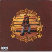 Kanye West Autographed The College Dropout Album - JSA
