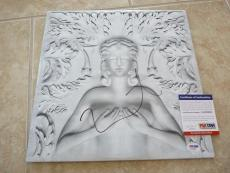 Kanye West Cruel Summer Limited Edition Signed Autographed LP PSA Certified